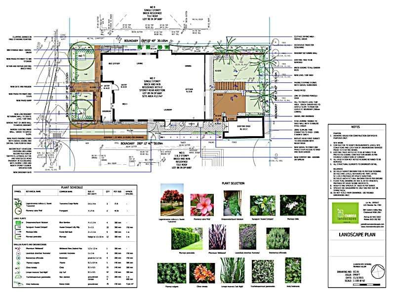Services - Landscape Design, Landscape Design North Shore ...