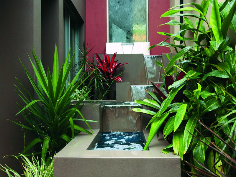 water-feature-indoor-plants