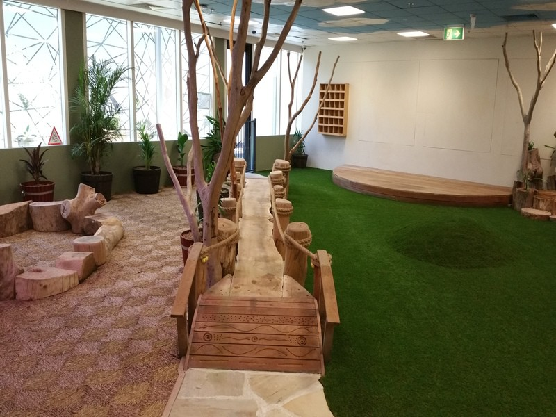 pre-school-play-area-Modern-landscaping